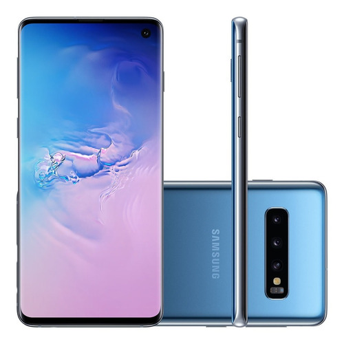 Smartphone Samsung Galaxy S10 Tela De 6.1 128gb 8gb Ram