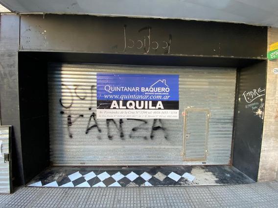 Alquiler De Local En Palermo
