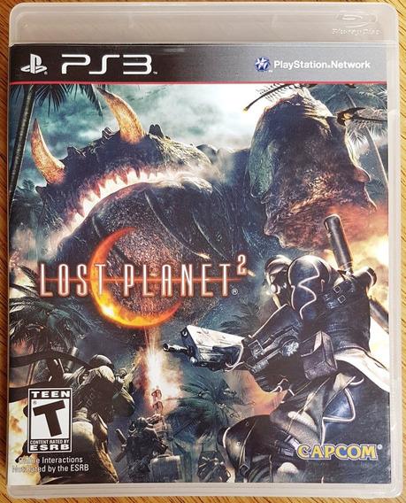 Lost Planet 2 Semi Novo