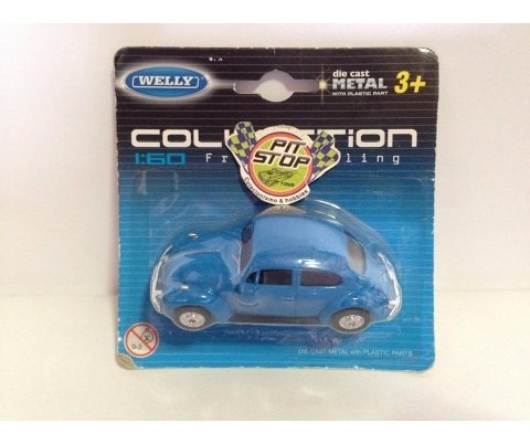 Welly - Vw Beetle Azul - Collection