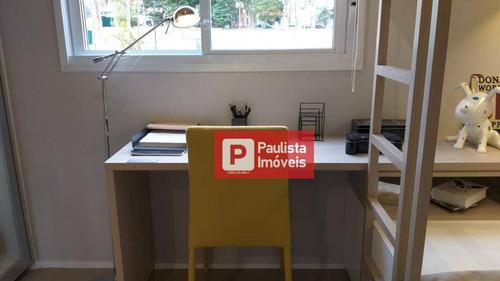 Apartamento À Venda, 126 M² Por R$ 938.000,00 - Santo Amaro - São Paulo/sp - Ap26958
