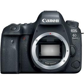 Canon Corpo 6d Mark Ii Lojista Garantia 1 Ano Câmera Barato