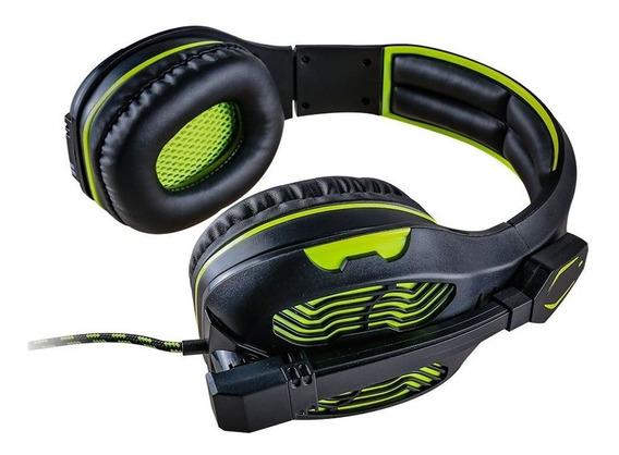 Fone Headset Gamer Mymax Centauro 5.1 Sp-x13 Verde