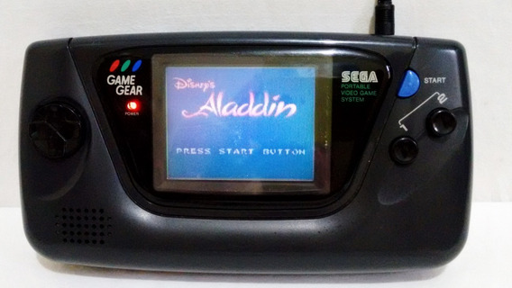 Game Gear Video Game Original Americano Funcionando