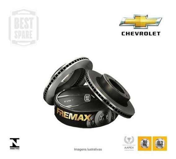 Disco Freio Dianteiro Chevrolet Onix Plus 1.0 2020 Em Diante