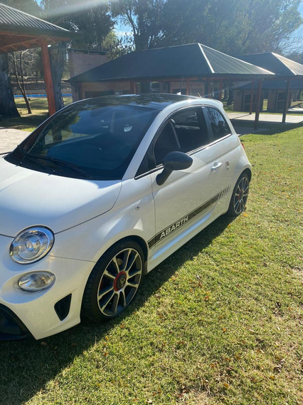 Fiat 500 2018 1.4 Abarth 595 165cv