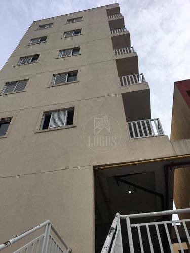 Imagem 1 de 12 de Apartamento Com 2 Dormitórios À Venda, 60 M² Por R$ 295.000,00 - Santa Maria - Santo André/sp - Ap1256