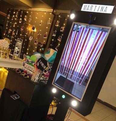 Alquiler Totem Fotográfico - Cabina De Fotos - La Cabina Ok