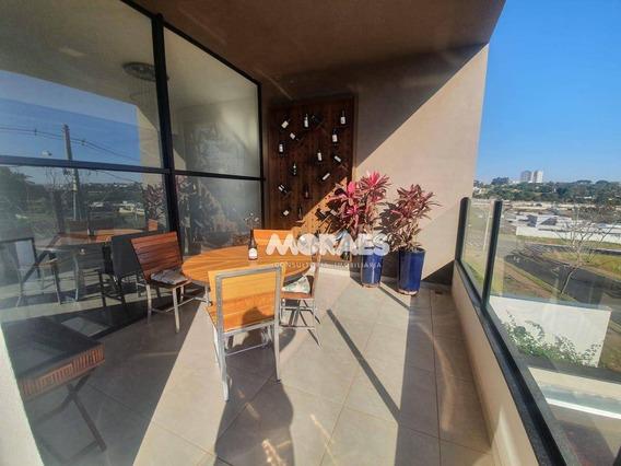 Casa Alto Padrão Com 4 Suítes Para Alugar, 390 M² Por R$ 7.000/mês - Residencial Villa Dumont - Bauru/sp - Ca1867