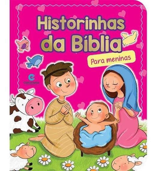 Biblia Infantil Histórias Da Bíblia Para Meninas - Culturama