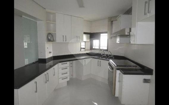 Apartamento Para Venda No Panamby Com 4 Suítes E 4 Vagas - 375-im332871