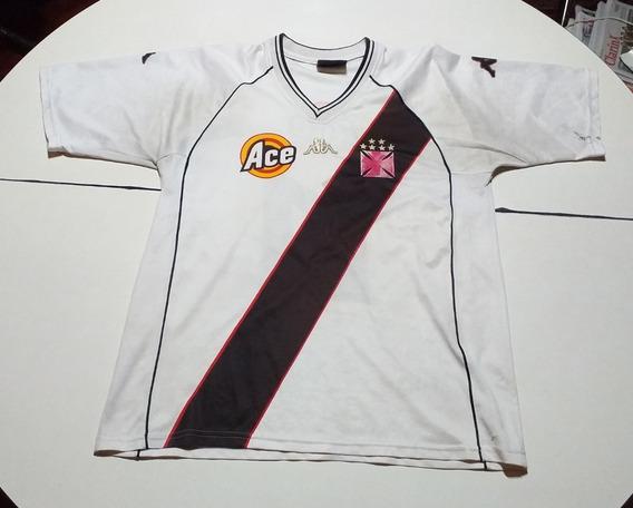 Camiseta Vasco Da Gama Kappa #11, Talle L Detalles