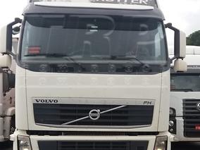 Volvo Fh420 Globetrotter Renovação De Frota: Poucas Unidades