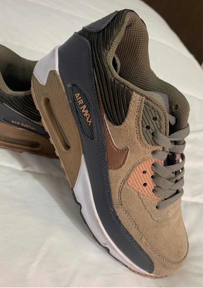 Nike Airmax De Dama Talla 6,5