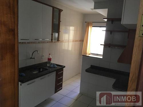 Imagem 1 de 14 de Apartamento Para Venda Em Taubaté, Parque São Luís, 3 Dormitórios, 1 Banheiro, 2 Vagas - Ap0606_1-1831307