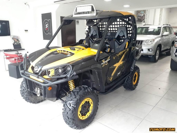 Cuatrimoto Brp Can Am Commander X