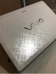 Notebook Vaio I5 Branco 2.67 Ghz - Ram 8 Gb - Windows 10 Pro