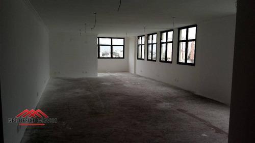 Imagem 1 de 18 de Sala, 108 M² - Venda Por R$ 430.000,00 Ou Aluguel Por R$ 2.500,00/mês - Centro - São José Dos Campos/sp - Sa0022