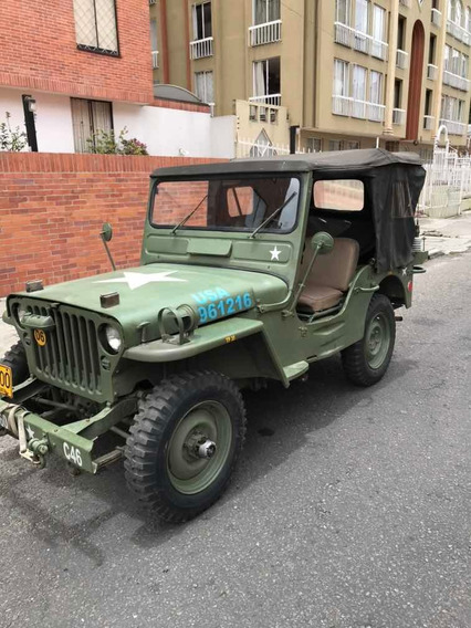 Jeep Willys Minguerra