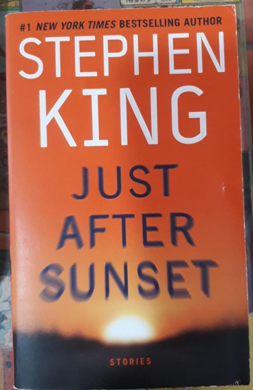 Livro Just After Sunset - Stephen King