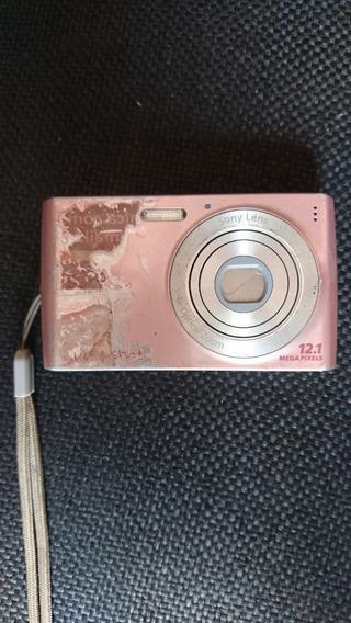 Câmera Digital Sony Cybershot Dsc-w510