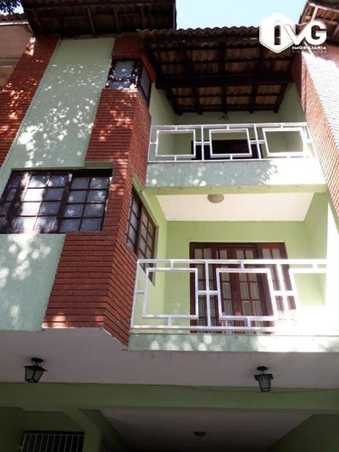 Sobrado À Venda, 190 M² Por R$ 650.000,00 - Vila Galvão - Guarulhos/sp - So0344
