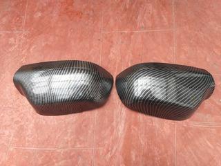 Cobertor Retrovisores Mazda 3 Sedan 04-12 Fibra Carbono