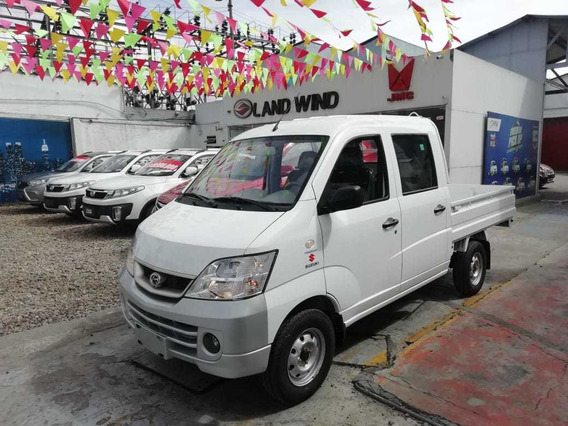Camioneta Pick Up Changhe Dc