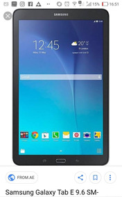 Tablet E Samsung 9.6