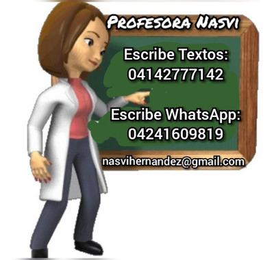 Resuelvo Guías,tareas,ejercicios De Matematicas Y Trabajos