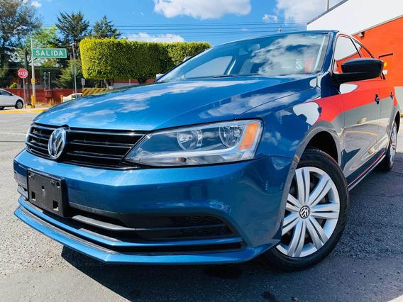 Volkswagen Jetta 2.0 Fest Mt 2018 Autos Usados Puebla