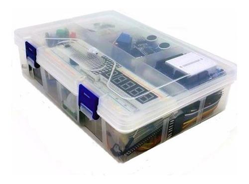 Imagen 1 de 5 de Kit Tresd Uno Pro Ultimate Compatible Arduino