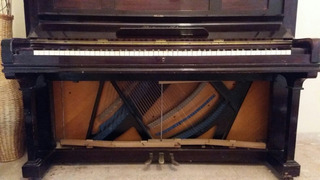 Piano Shyedmeyer Shoene Sttuart Antiguo Inmaculado