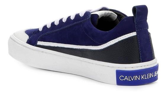 Tênis Calvin Klein Masculino Moda Para Homens Exigentes
