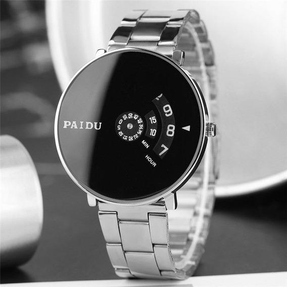 Reloj Para Hombre Marca Paidu Diseño Exclusivo.