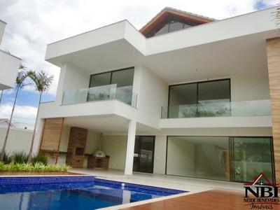 Casa Barra Da Tijuca - Condomínio Del Lago, 5 Quartos