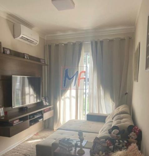 Imagem 1 de 10 de Ref: 13.243- Excelente Apartamento Localizado No Bairro Vila Moreira, 50 M²  De Área Útil, 2 Dormitórios, 1 Vaga De Garagem E Lazer . - 13243