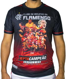 Camisa Flamengo Hepita Campeão Brasileiro