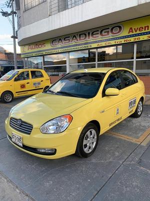 Hyundai Vision 2010 Taxi