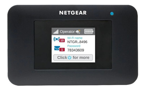 Router Portatil 3g 4g Lte Netgear Unite Express 2