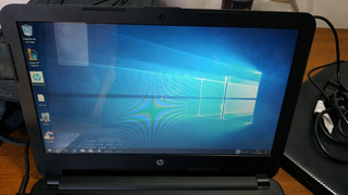 Notebook Hp Excelente Estado Funciona Bien Intel Bateria +10