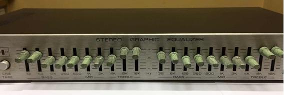 Equalizador Cygnus Ge 400 Com Manual De Usuário