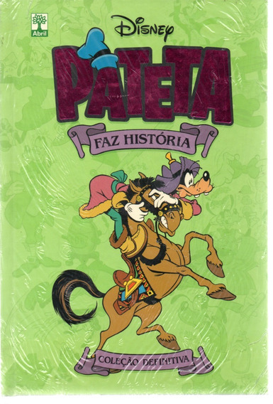 Pateta Faz Historia 03 - Abril 3 - Bonellihq Cx467 B19