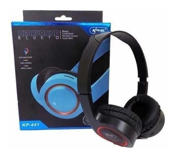 Fone De Ouvido Bluetooth (kp-441)