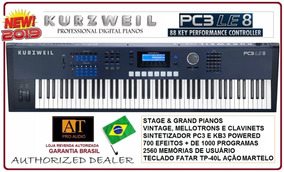 Teclado Synth Kurzweil Pc3 Le8 Ñ Nord Stage 2 Ha88 Stage 3