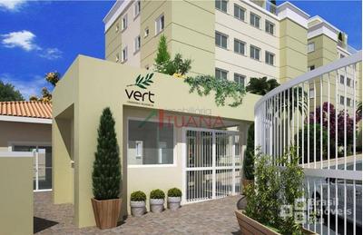 Apartamento Residencial À Venda, Jardim Rancho Grande, Itu. - Ap0456