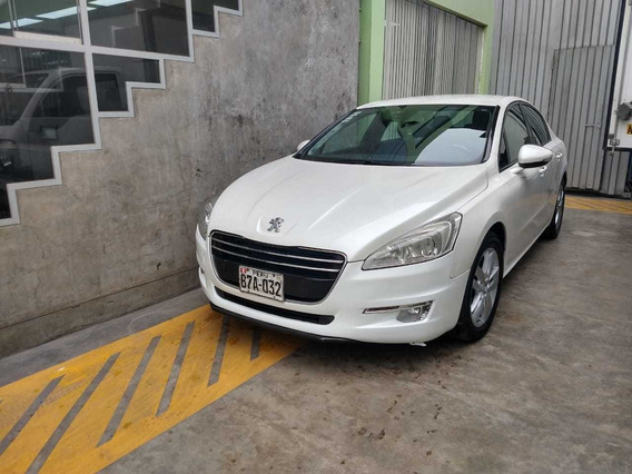 Vendo Peugeot 508 2012 - Usd 8700 Negociable
