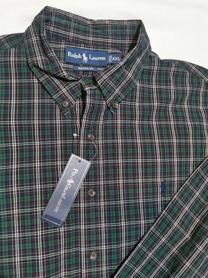 Camisa Polo Ralph Lauren Xxl Original (no Guess, Tommy)