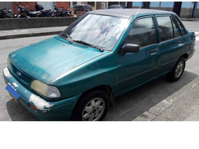 Ford Festiva Mod 2000 $ 4.500.000 Papeles Al Dia