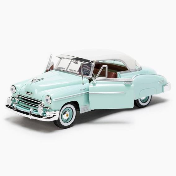 Auto Chevy Bel Air 1950 Escala 1/24 Colección Motormax